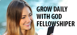 Grow Daily with God Fellowshipper
